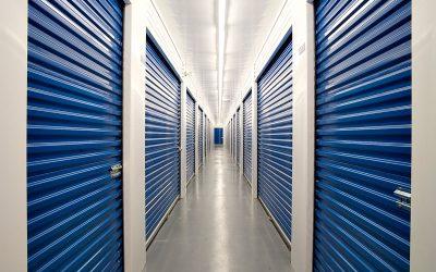 Lej et opbevaringsrum og pas godt på dit IT-udstyr